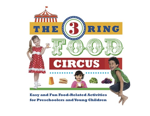 Picture of the 3 Ring Food Circus Book Cover