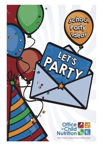 Let's Party- School Party Ideas
