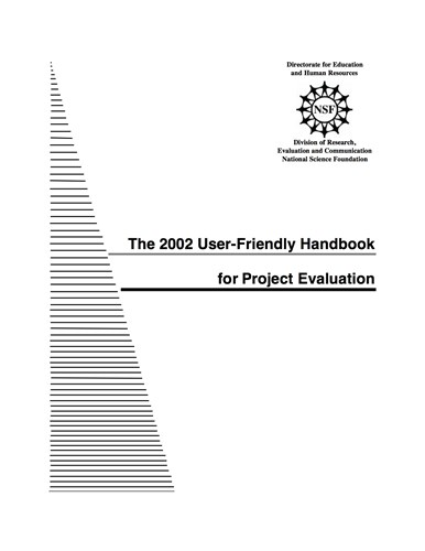 User Friendly Handbook for Project Evaluation
