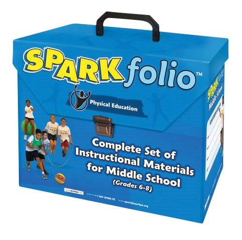 Spark-folio physical activity toolkit