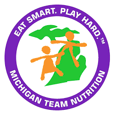 Michigan Team Nutrition logo